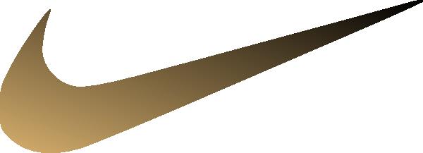 gold nike swoosh - Google Search