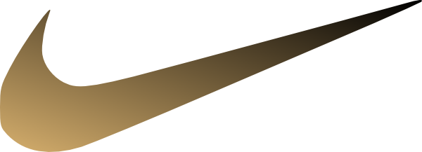 gold nike swoosh google search branding pinterest