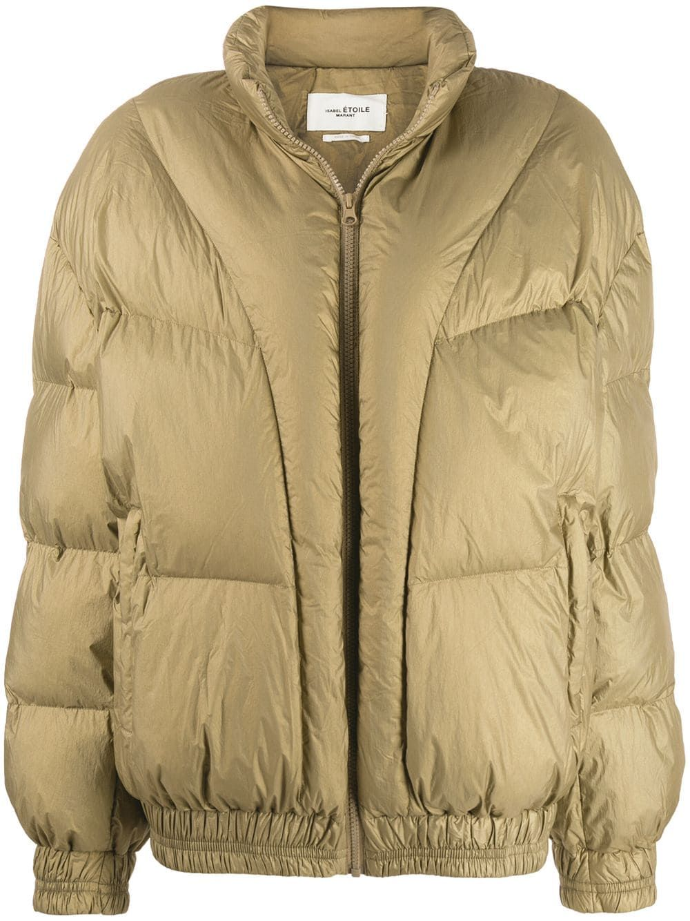 Isabel Marant Etoile Kristen Puffer Jacket Farfetch Puffer Jackets Isabel Marant Jackets [ 1334 x 1000 Pixel ]