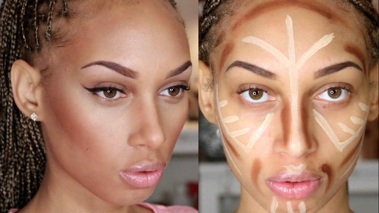 How To Highlight & Contour For Light Skin Tones + Best Bronzers