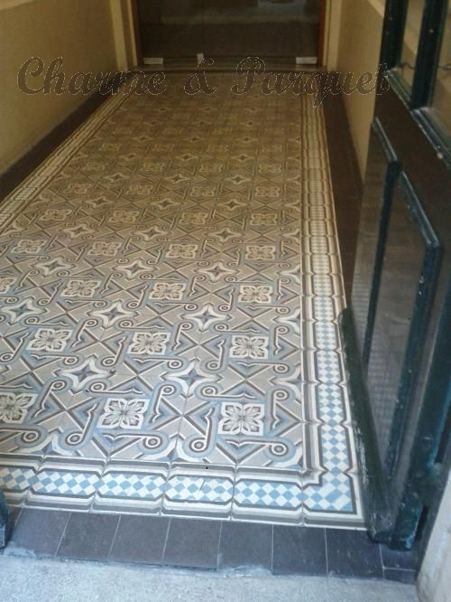 carreaux de ciment showroom de carreaux de ciment en ile de france charme parquet tile. Black Bedroom Furniture Sets. Home Design Ideas