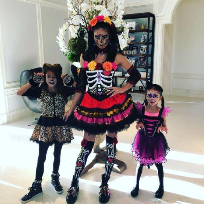 adriana lima kids