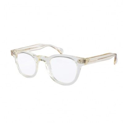 0d37be36fb TOSCANI SMALL Transparent Acetate Frame | Things I would like to ...