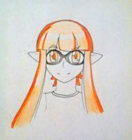 Marker Inkling Practice by Little-Miss-Oshawott (Not my art credit goes to Little-Miss-Oshawott on deviant art)