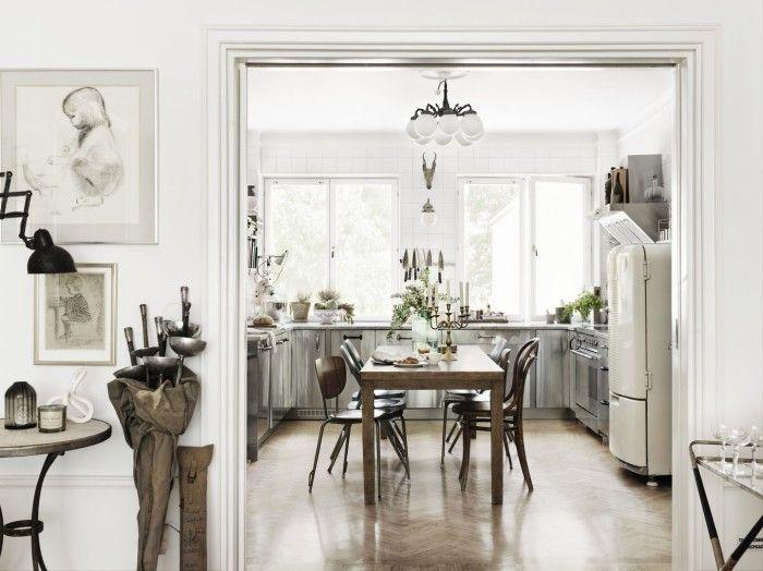 The Home of Christopher Bastin Zuhause, Petra und Fotos - schöner wohnen küchen