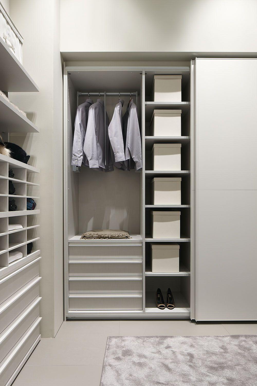 Dica las baldas y los costados con un grosor de 22 mm dan al armario un aspecto robusto y s lido - Baldas para armarios ...