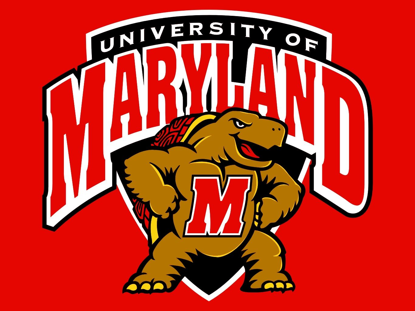 Images Of Maryland Football Logos Maryland Terrapins
