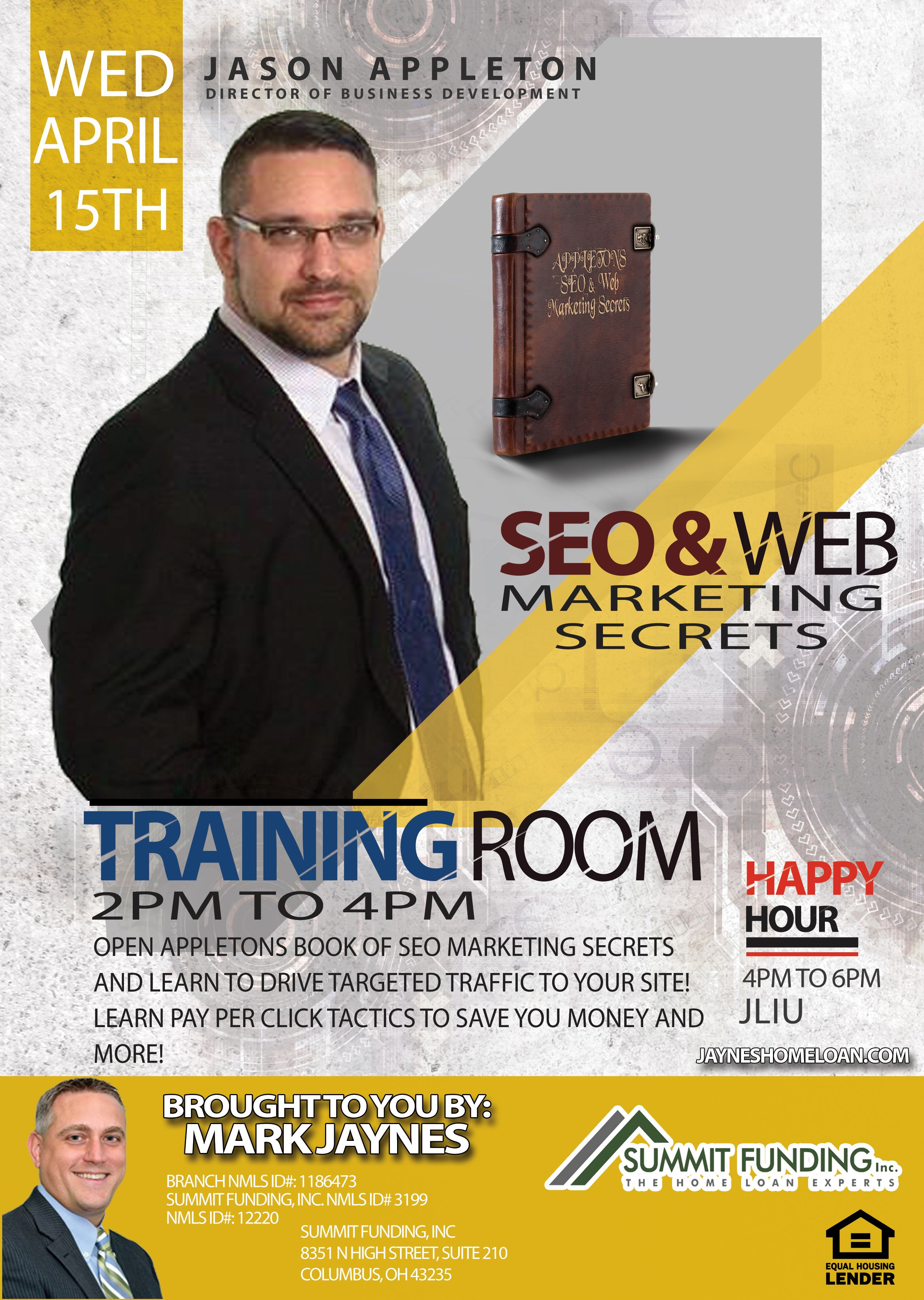 Seminar Flyer Upstager Graphic Design Pinterest – Seminar Flyer