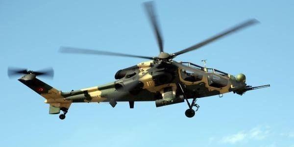 Milimetre Dalga Radarı ile ATAK Helikopterine Dahada Güvenilir