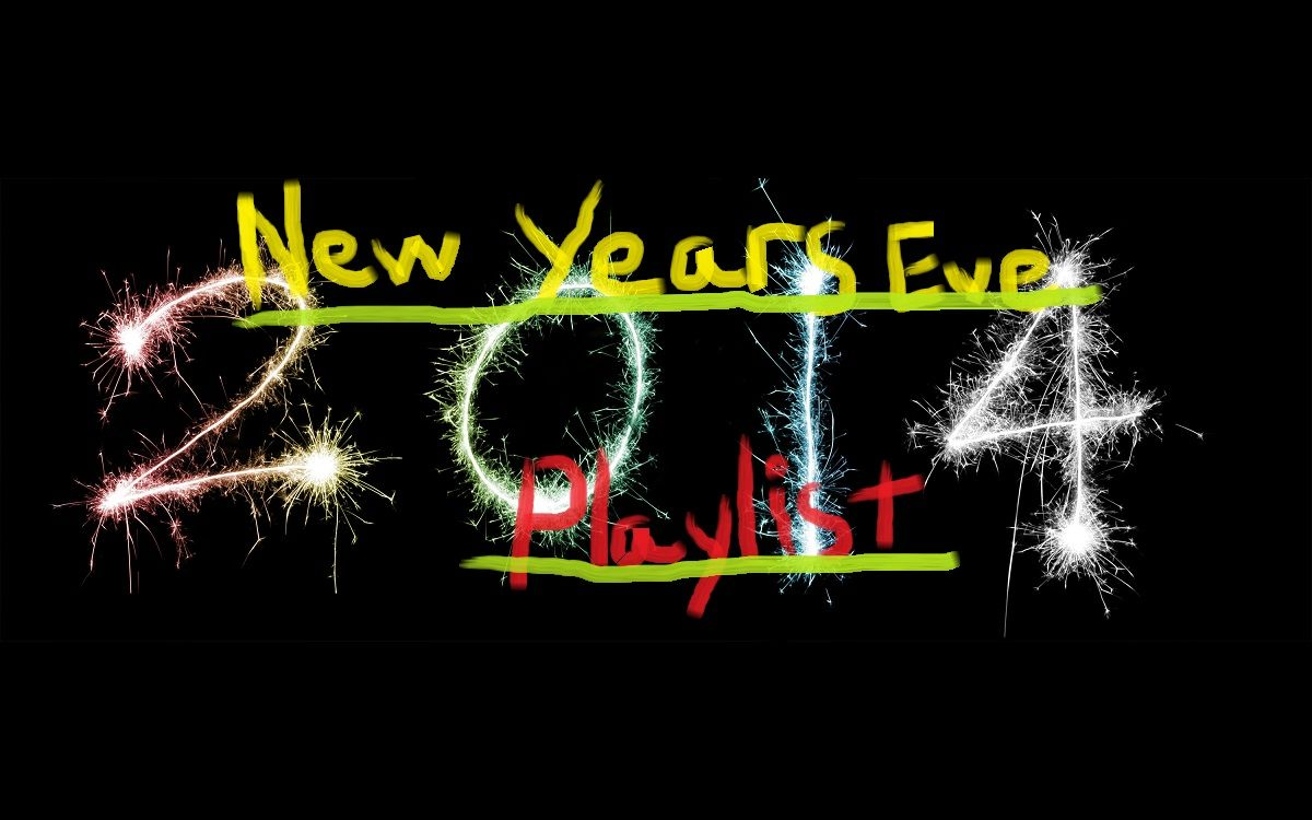 Happy New Year Everyone Here S A Playlist For Your Night Of Partying Have Fun Be Safe Http Beardedgentlem Happy New Year 2014 Newyear New Year Wallpaper