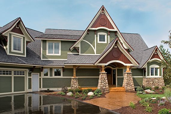 10 Cheap Remodeling Ideas That Look Anything But House Exterior