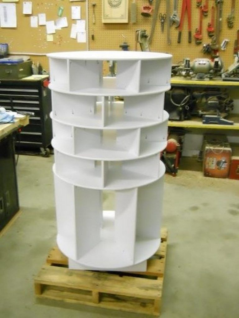 Lazy Susan Shoe Storage Examples; Instructions Included! Note The Extra  High Cubes For BOOTS