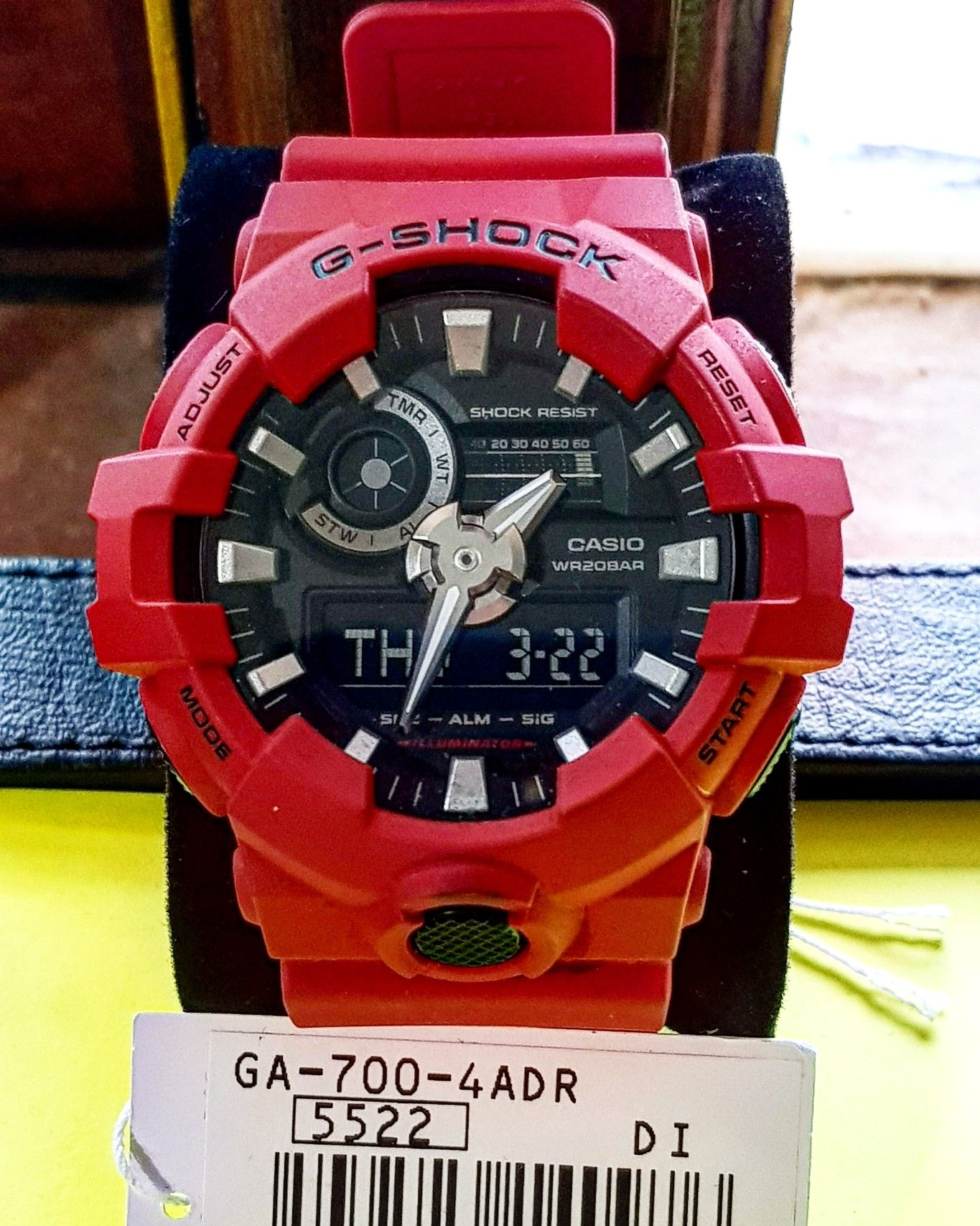 061571865e0 GA-7004ADR | G Shock | Casio watch, Casio, dan Watches