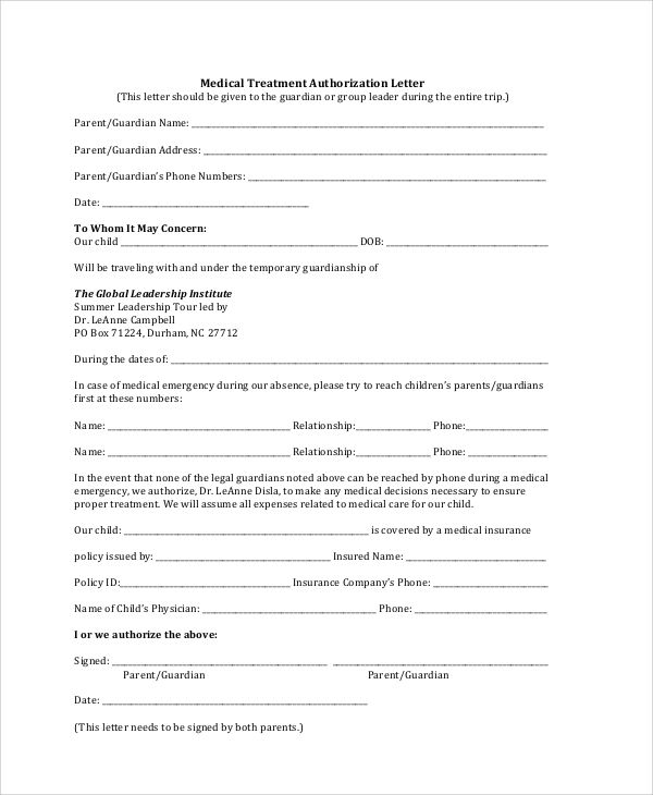Superieur Medical Consent Letter For Grandparentsild Minor Treatment Sample | Consent  Forms For Jadae | Pinterest | Medical And Inspiration