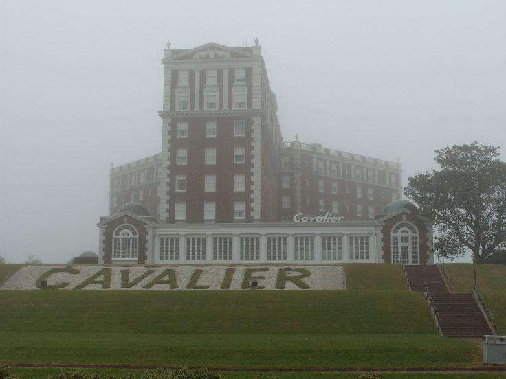 Haunted Cavalier Hotel Virginia