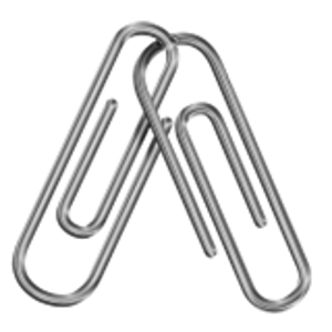 Linked Paperclips Paper Clip Tattoos Emoji