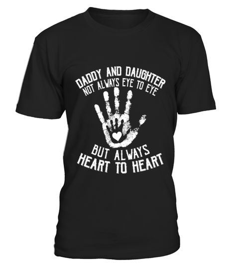 """# DAD AND DAUGHTER ALWAYS HEART TO HEART .  DAD AND DAUGHTER ALWAYS HEART TO HEART Buy yours now before it is too late!  Secured payment via Visa / Mastercard / Amex / PayPal  How to place an order Choose the model from the drop-down menu Click on """"Buy it now"""" Choose the size and the quantity Add your delivery address and bank details And that's it!  tag: papi dad pop vader babbo father papa dad padre daddy pai daddio padre papal pere babbo pop pai"""