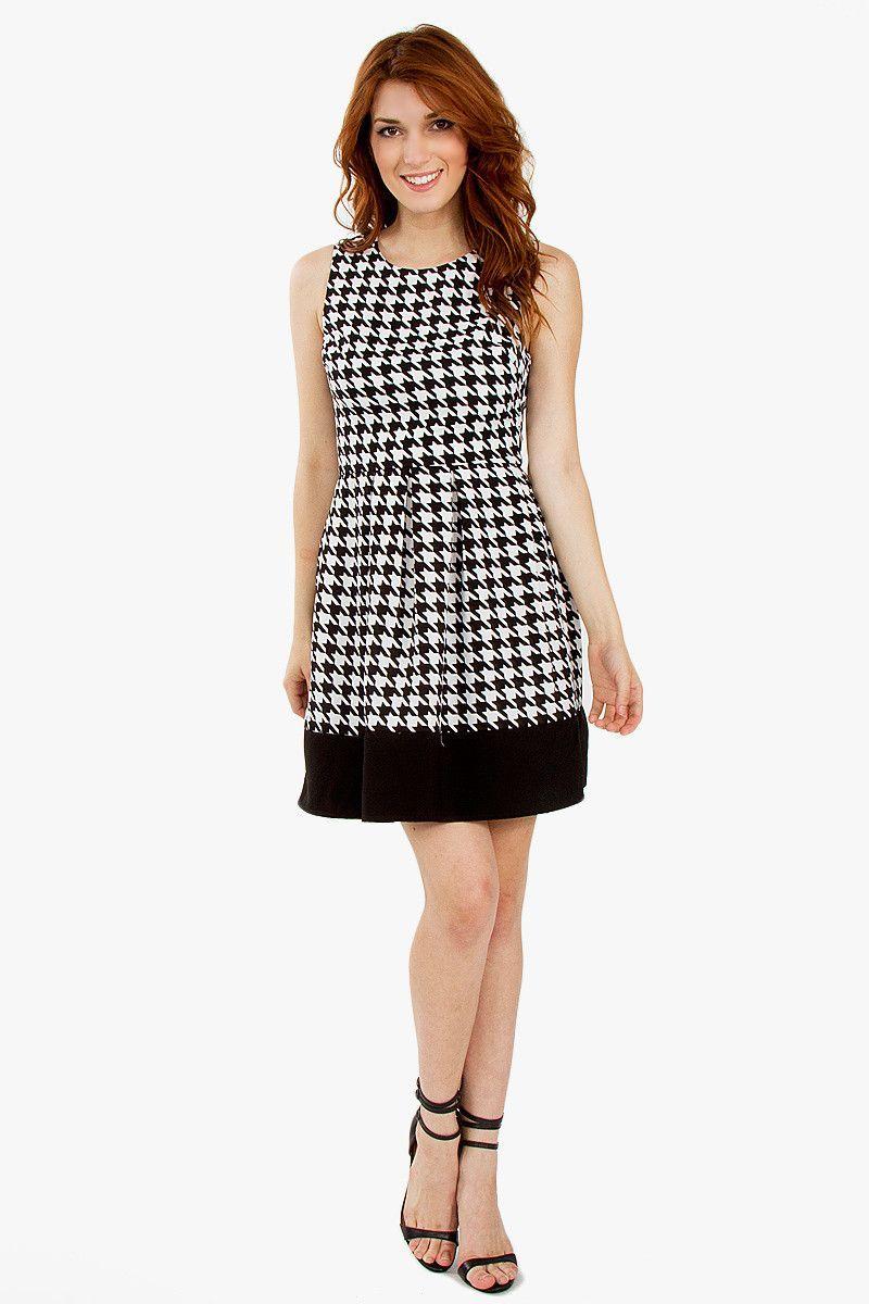 Uptown Chic Dress