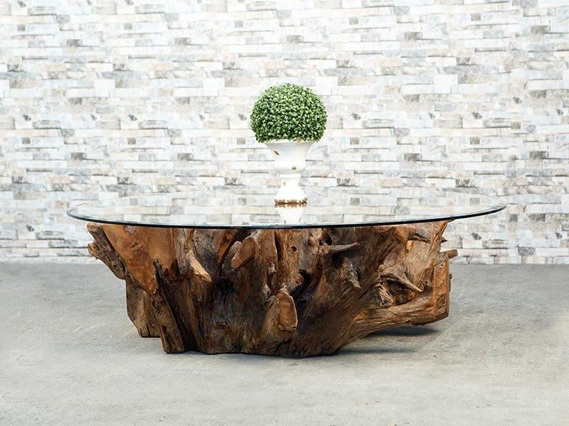 Garden Age Supply Habini Teak Root Square Coffee Table Coffee Table Square Coffee Table Garden Coffee Table