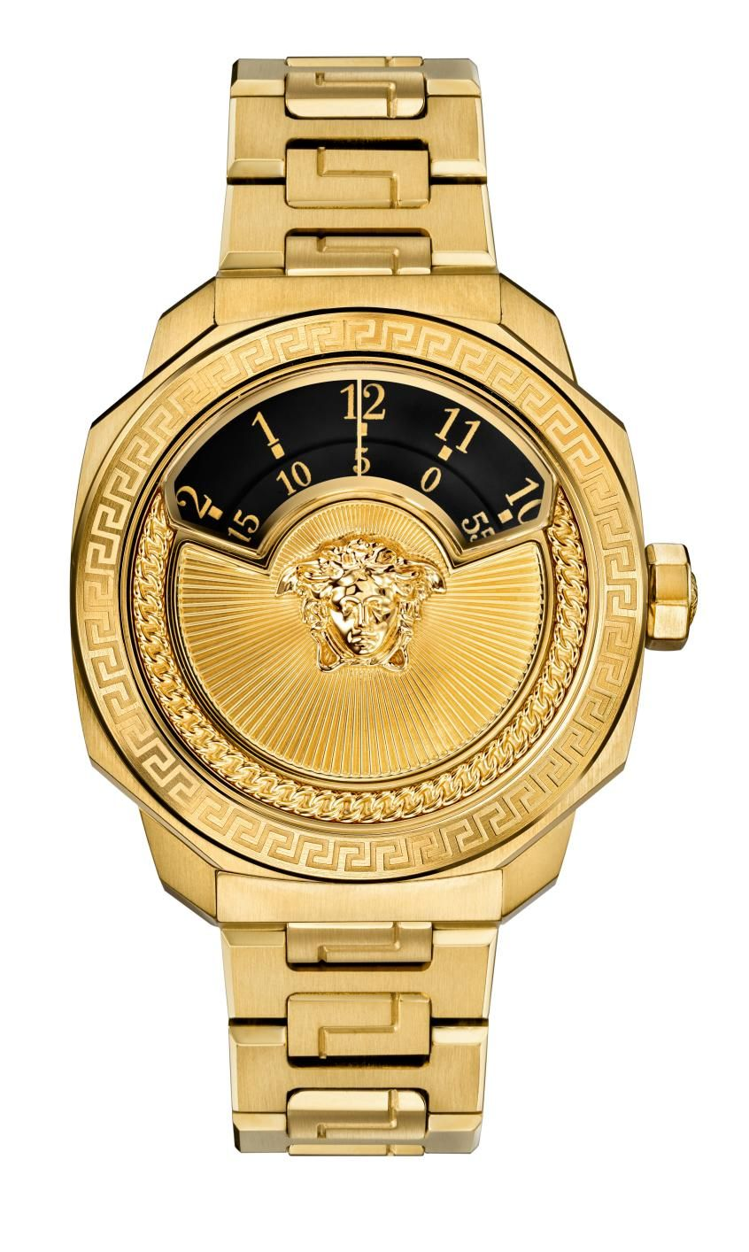 The eye catching versace dylos automatic watch watches fashion