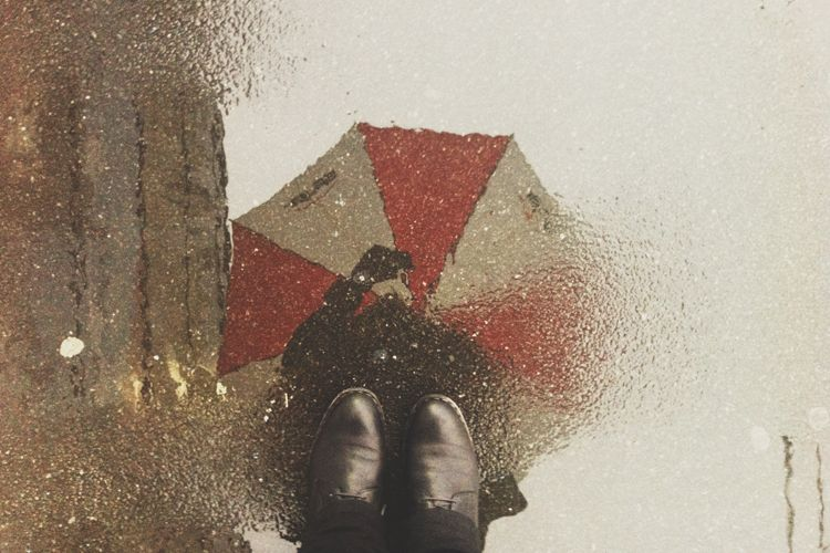 Ashley Oostdyck   Rainy evening