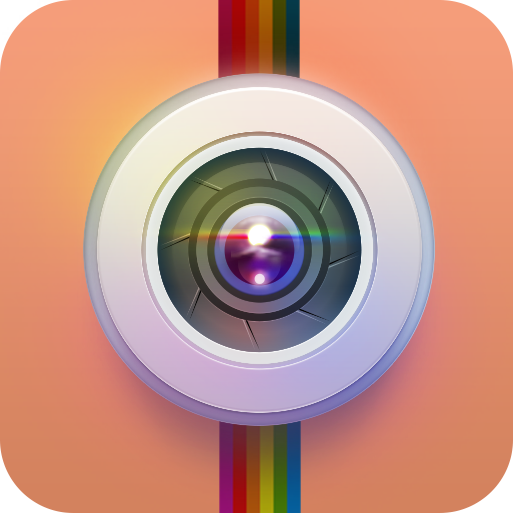 Camera Exposure Ios app icon, App icon, Bmw logo
