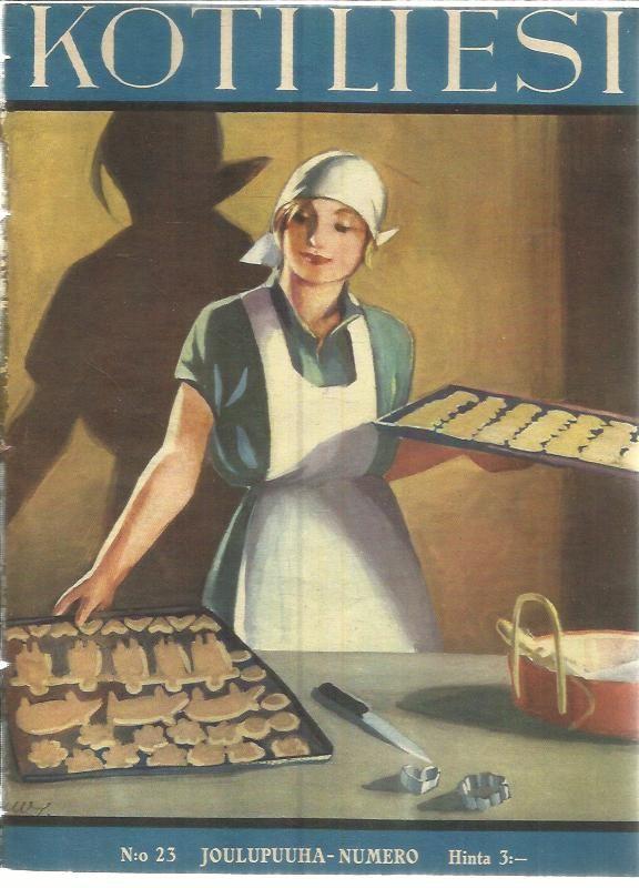 Martta Wendelin Kotiliesi