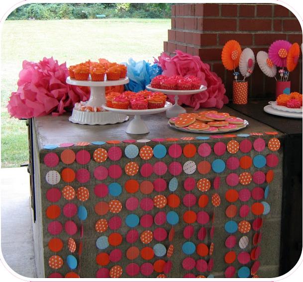 La decoraci n de mis mesas ideas para fiestas mantel - Mesas decoradas para fiestas ...