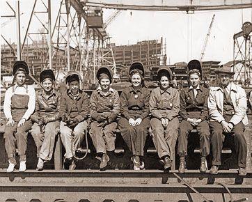 Female Welders 1942