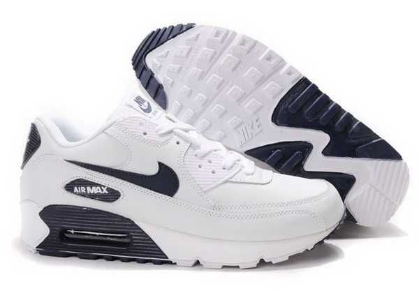 nike air max 90 white herr