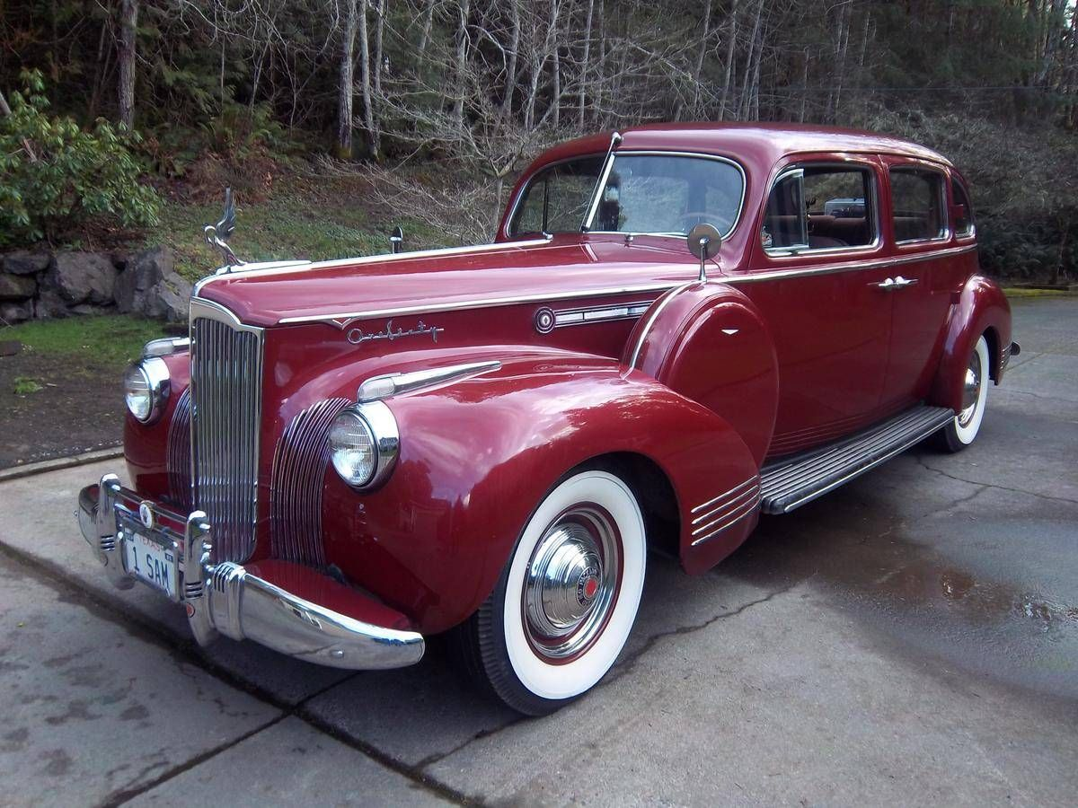 1941 Packard 160 | Packard | Pinterest | Cars and Vehicle