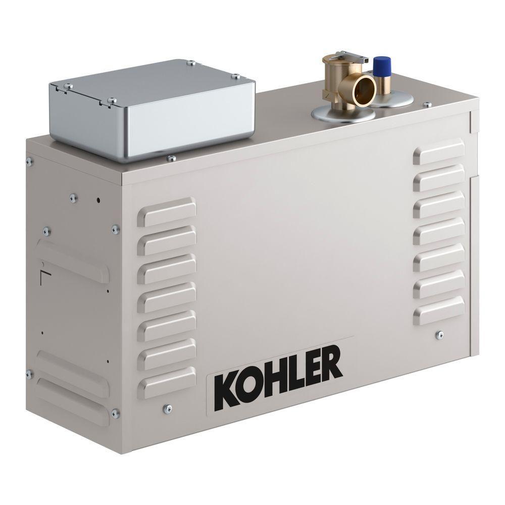 Kohler Invigoration 7kw Steam Bath Generator Steam Generator