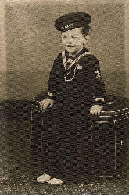Little Sailor Boy Sailor Outfits Navy Sailor And Sailor