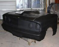 1964 Ford Thunderbolt Fiberglass Front End | Car love | 1964