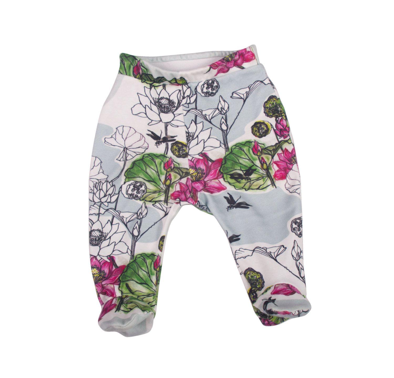 Organic Footed Pants Baby Footie Pajamas Footies Baby Girl