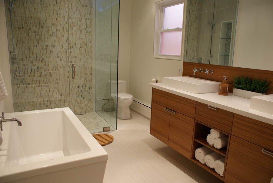 Bano Programa Hermanos A La Obra Bathroom Home Interior En 2019
