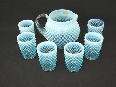 Dining Al Fresco Hobnail Glass Antique Glassware Gadget Gifts