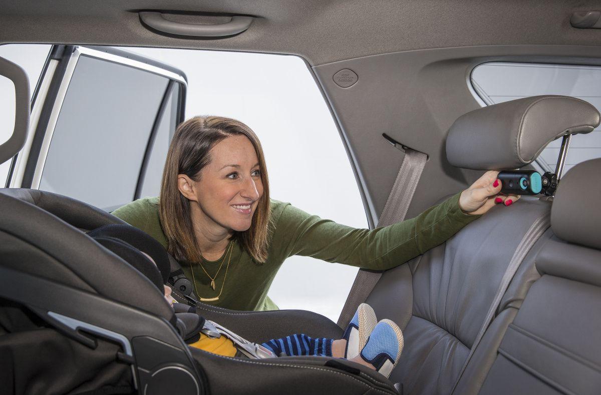 Garmin babyCam, caméra pour garder ses enfants à l'oeil en voiture | Aruco.com