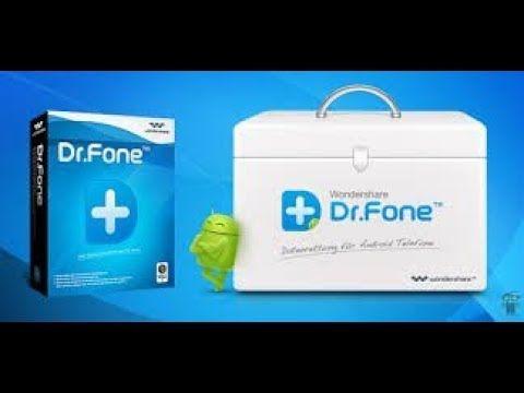 wondershare dr fone ios registration code crack