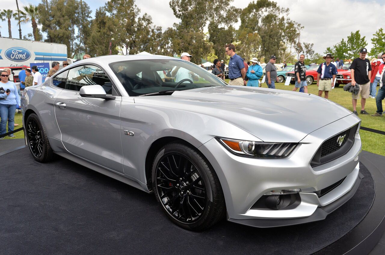 2015 Ingot Silver Mustang Gt Ford Mustang 2015 Ford Mustang Ford Mustang Gt 2015
