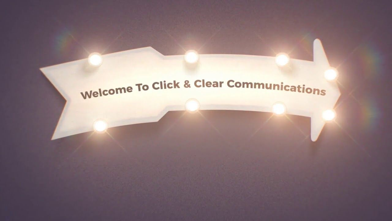 At Click Clear Communications We Are A Practical Internet