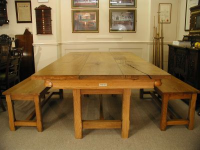 This Is A Pool Table Lindo Oak Refectory Pool Tablehamiltons Interesting Billiard  Dining Room Table Inspiration