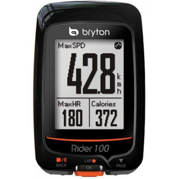 Bryton Rider 100e Gps Computer Bryton Newsletter Specials