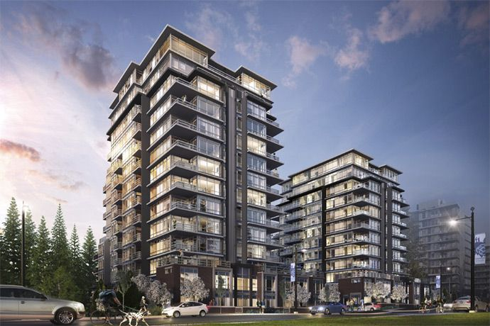 The Newest Render For The Univercity Altitude Sfu Condos Now Selling Architecture Rendering Vancouver Condo Vancouver Real Estate