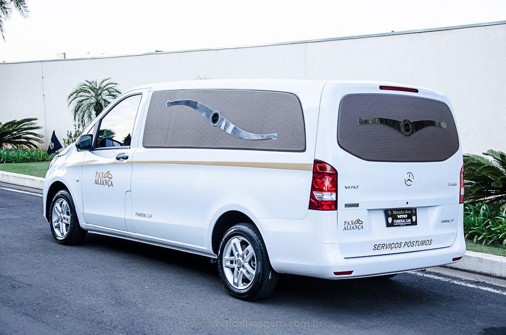 MB Vito Funeral Car PSV