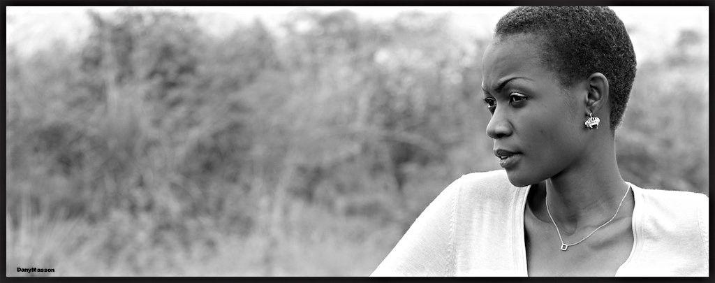 Steph Portrait B&W RDC 2013 ©DanyMasson