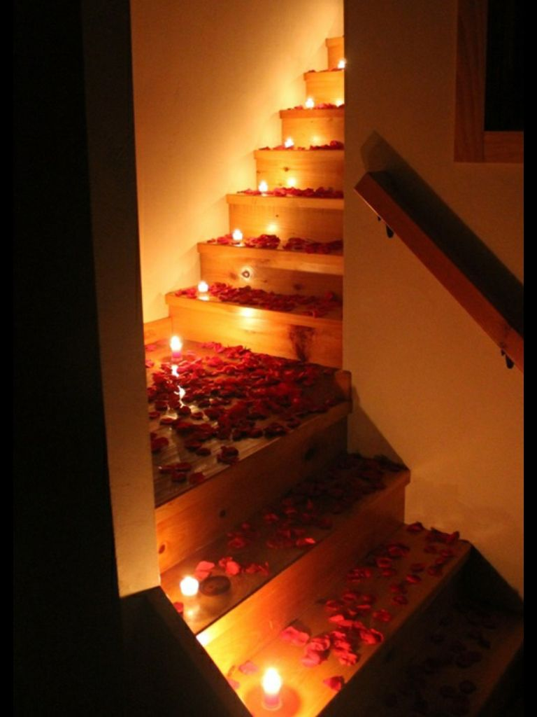 Candles Flowers A Guide To You Romantic Room Romantic Home