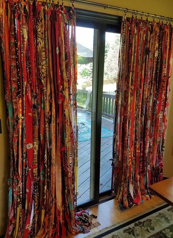 16 Extraordinary Ikea Room Divider Curtain Panels Snapshot: 47 Stylish Diy Closet Door Curtains Ideas