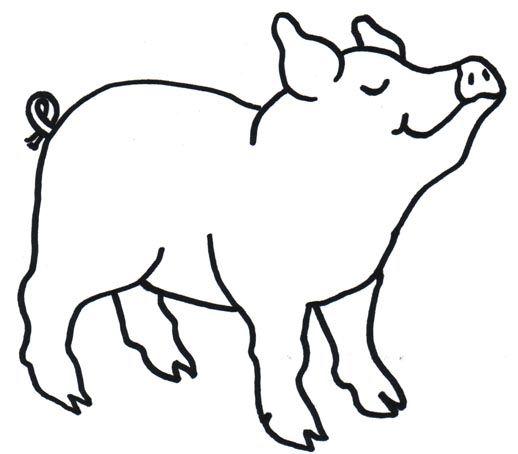 my pig clipart page 4 seuss pinterest free clipart images rh pinterest co uk pig roast clip art free pig clip art free images