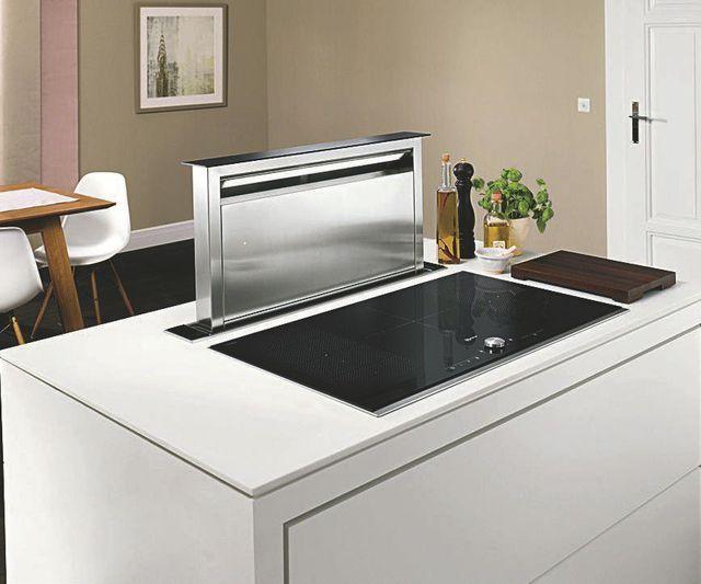 Une hotte de cuisine design efficace et pratique
